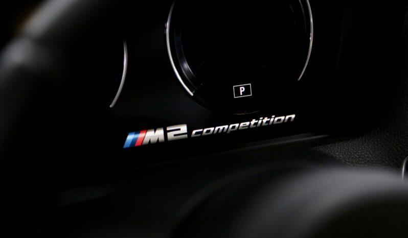 Bmw M2 Coupé Competition 411cv Dkg pieno
